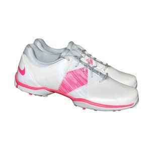 NIKE Women's Golf Cleat Delight V Shoes Size 7.5